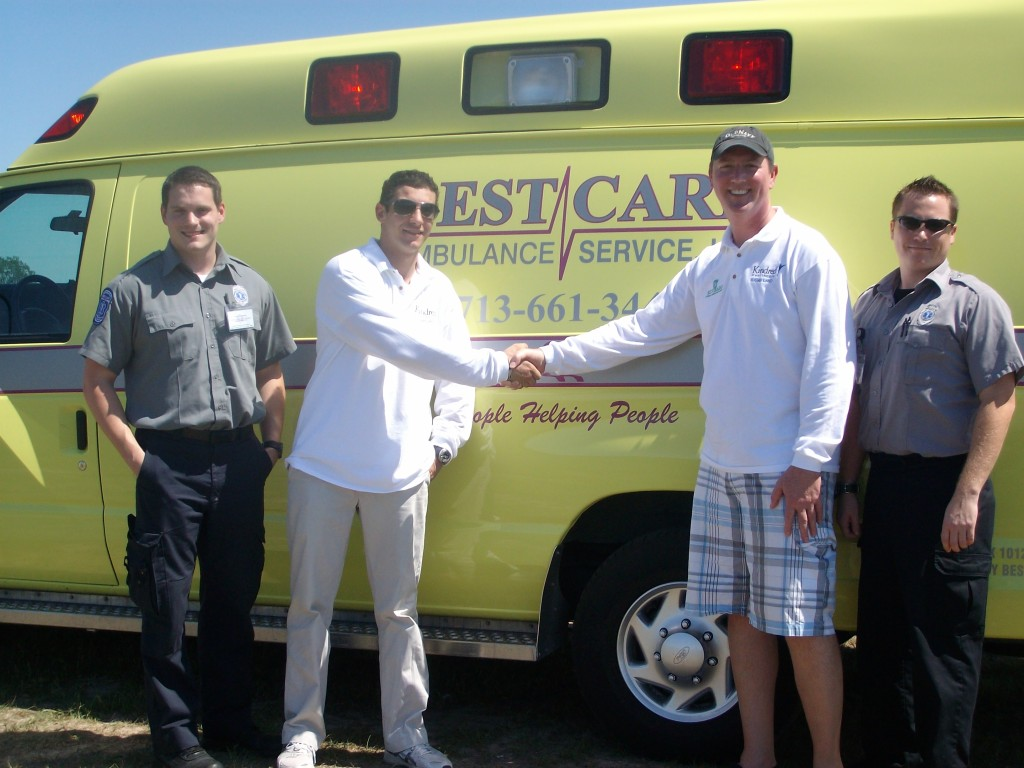 BestCare Ambulance with Kindred Hospital